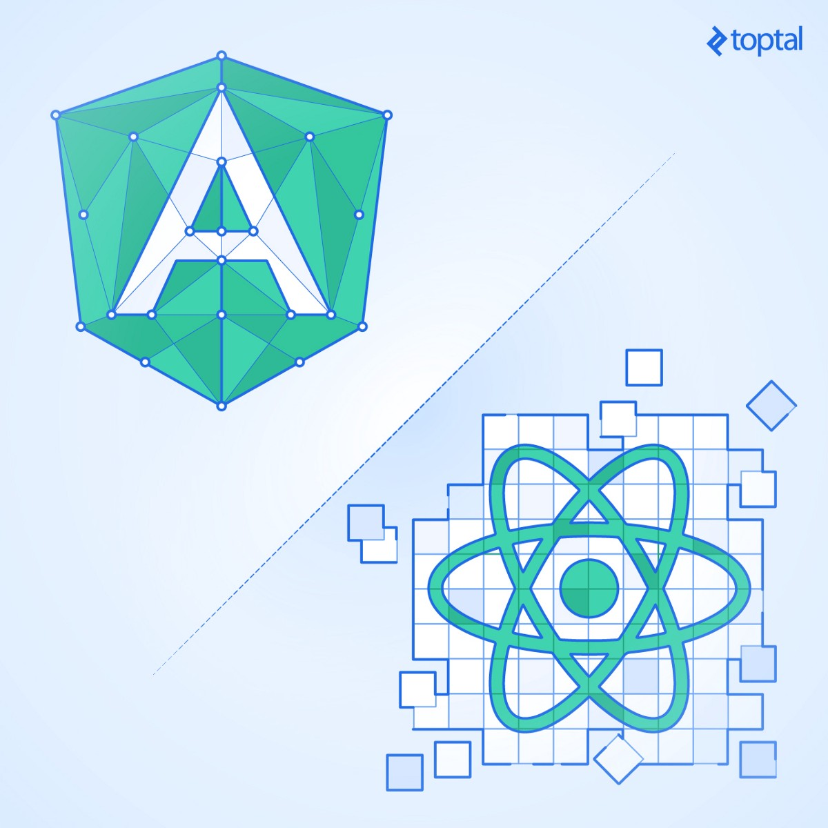 Angular vs. React: Which Is Better for Web Development?