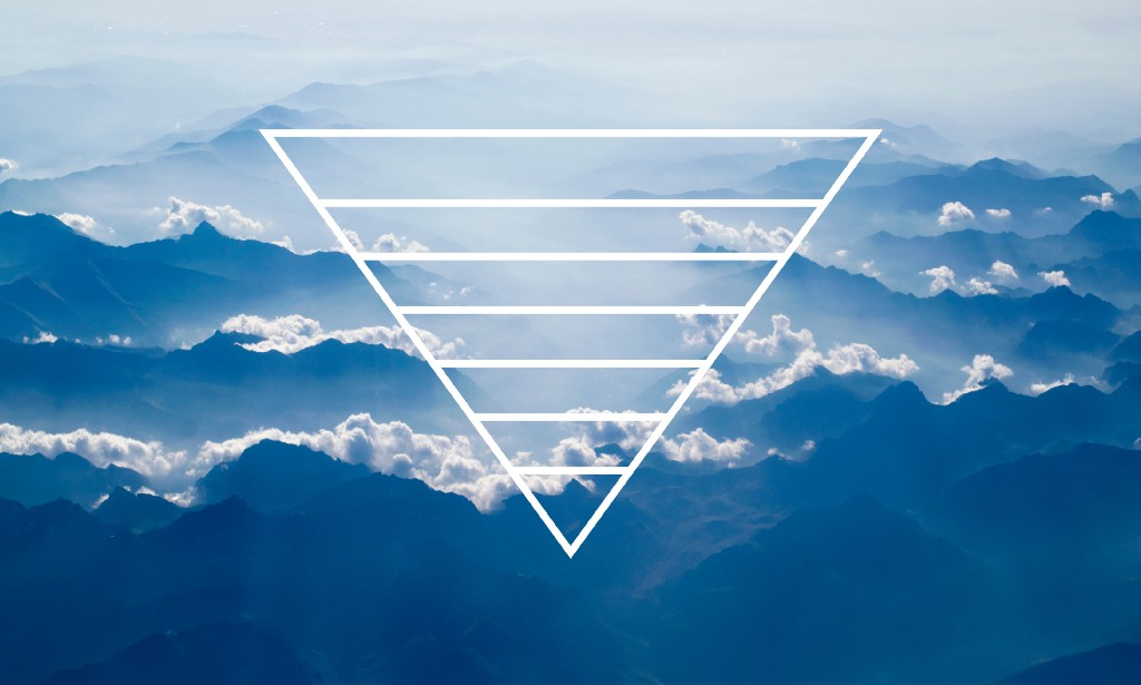 Managing large (s)css projects using the inverted triangle architecture