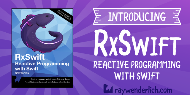 Introducing RxSwift: Reactive Programming with Swift!