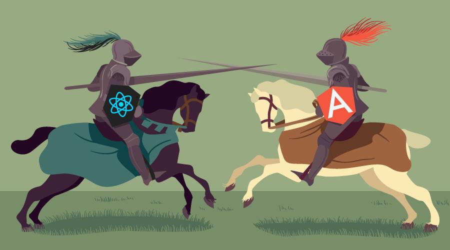 React vs Angular: An In-depth Comparison