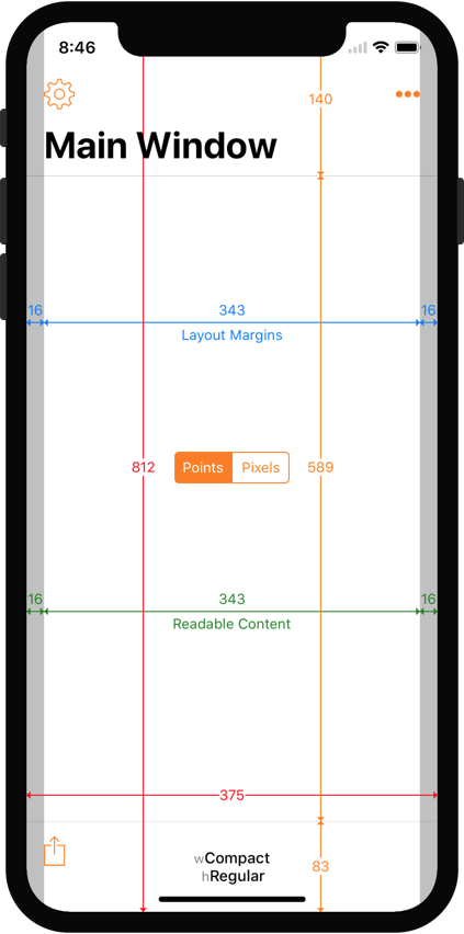 How iOS Apps Adapt to the iPhone X Screen Size