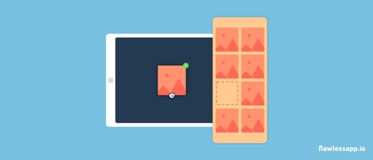 Sneak peek into iOS 11 Drag & Drop API using Swift