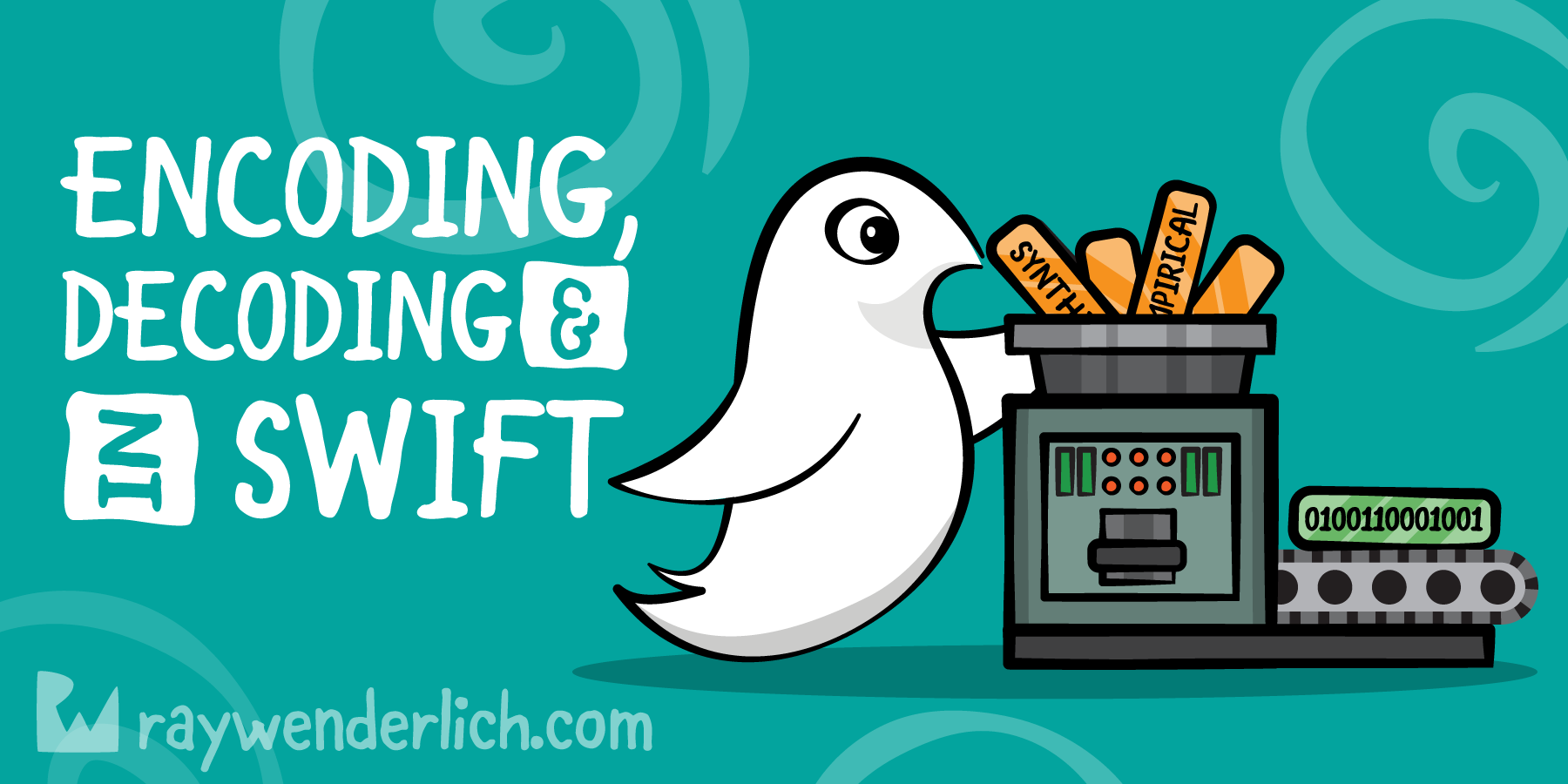 Encoding, Decoding and Serialization in Swift 4