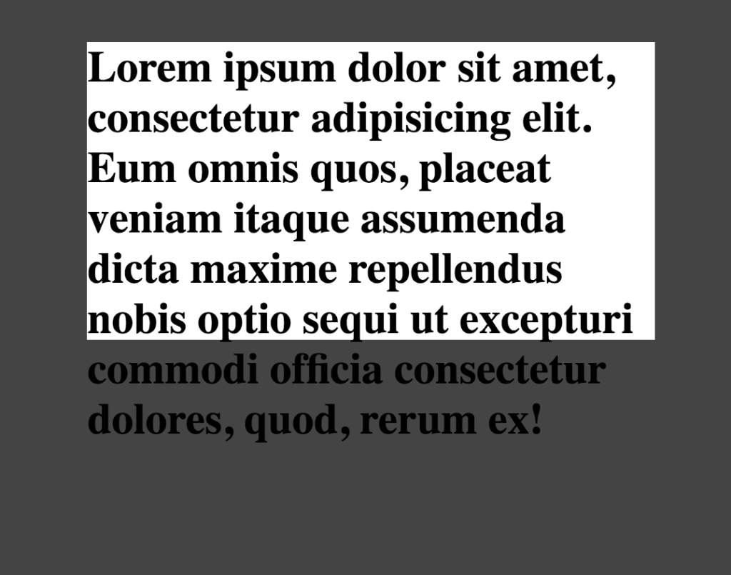 CSS Aspect Ratio Boxes