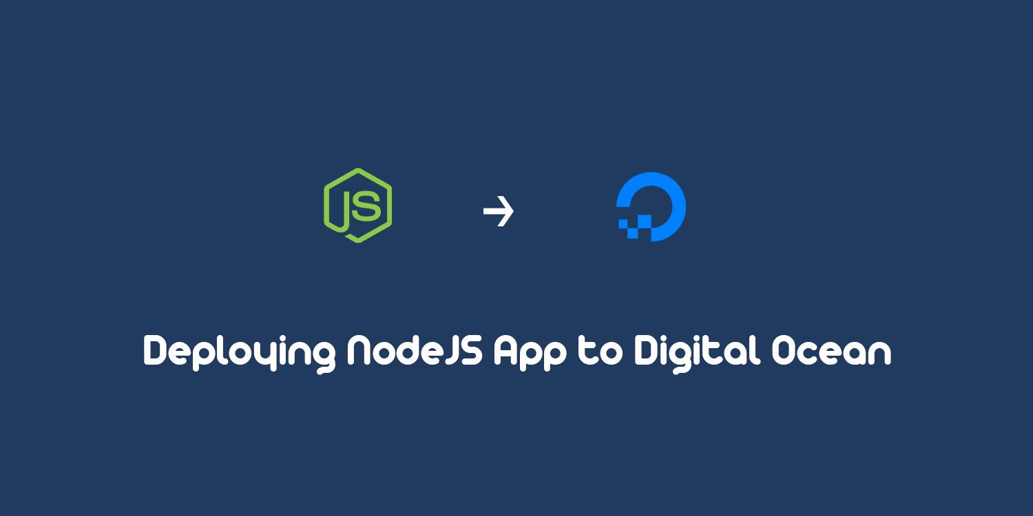 Deploying a Node App to Digital Ocean