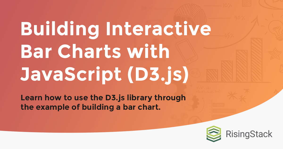 D3.js Tutorial: Building Interactive Bar Charts with JavaScript