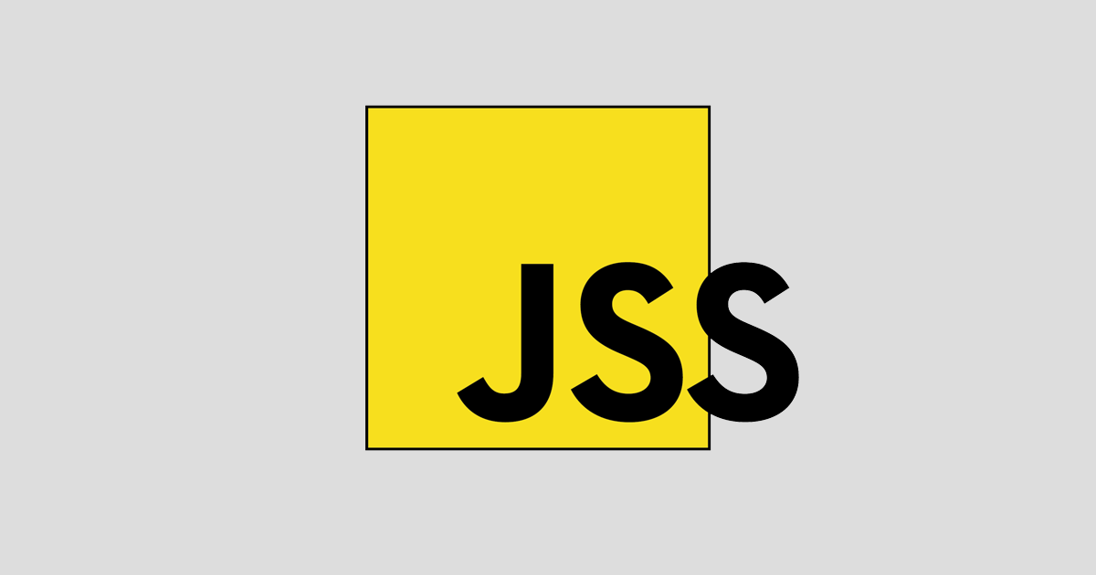 JSS: A lib for generating CSS from JavaScript