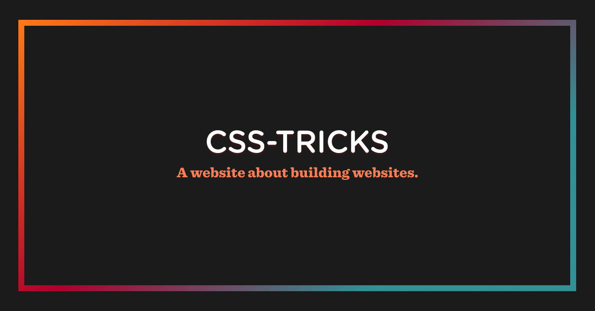 Let's Define Exactly What Atomic CSS is | CSS-Tricks
