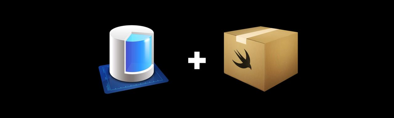 Adding Core Data to a Swift Package